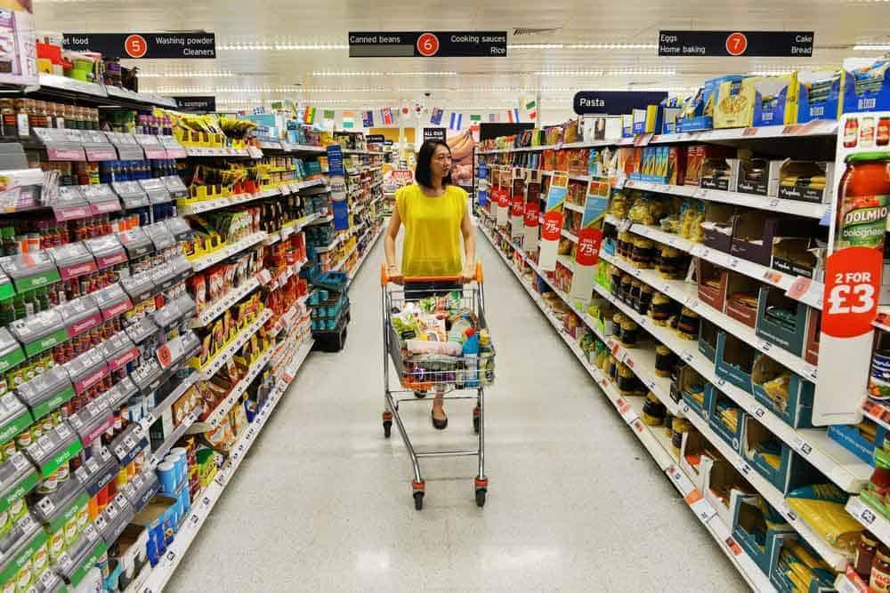 New Consumption Model