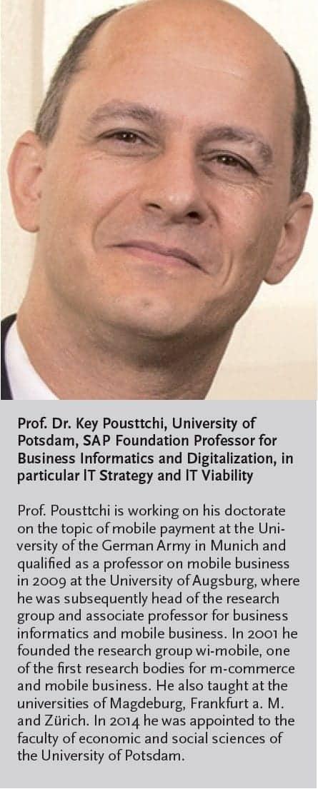 Prof. Krey Poustachi, University Potsdam