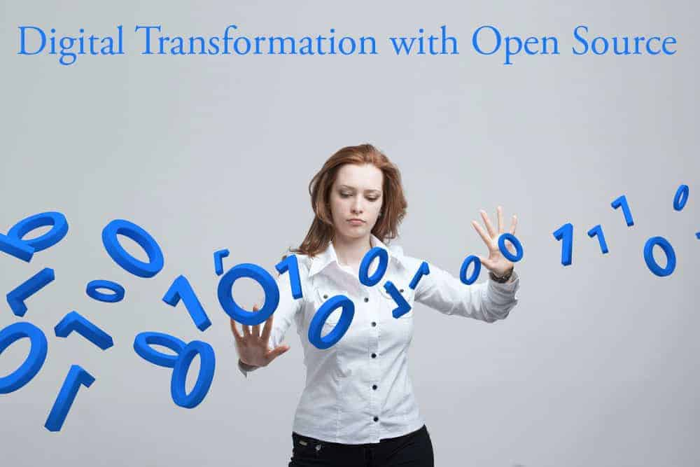 E-3 Cover Story Jun 2016: Digital Transformation With Open Source