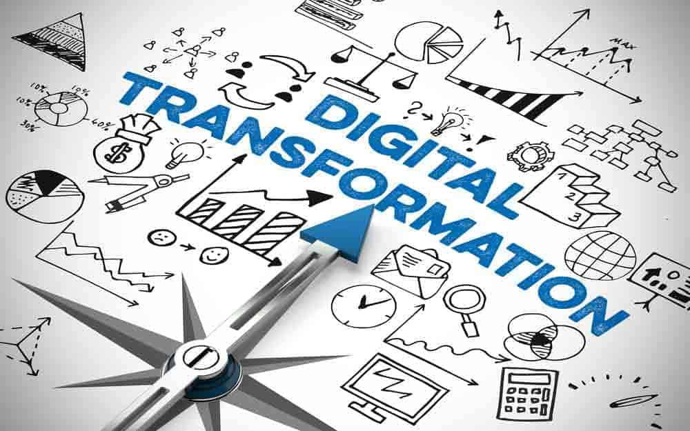Why exactly do we need digital transformation? [Shutterstock: 483201079, Robert Kneschke]