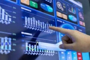 Deciphering the added-value from Embedded Analytics. [shutterstock: 320958076,zhu difeng]