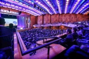 A record 2200 visitors attended the keynotes at DSAG Technology Days. [Picture: DSAG]