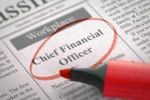 The veteran CFO is to continue the 44 quarter streak. [shutterstock: 531198235, Tashatuvango]