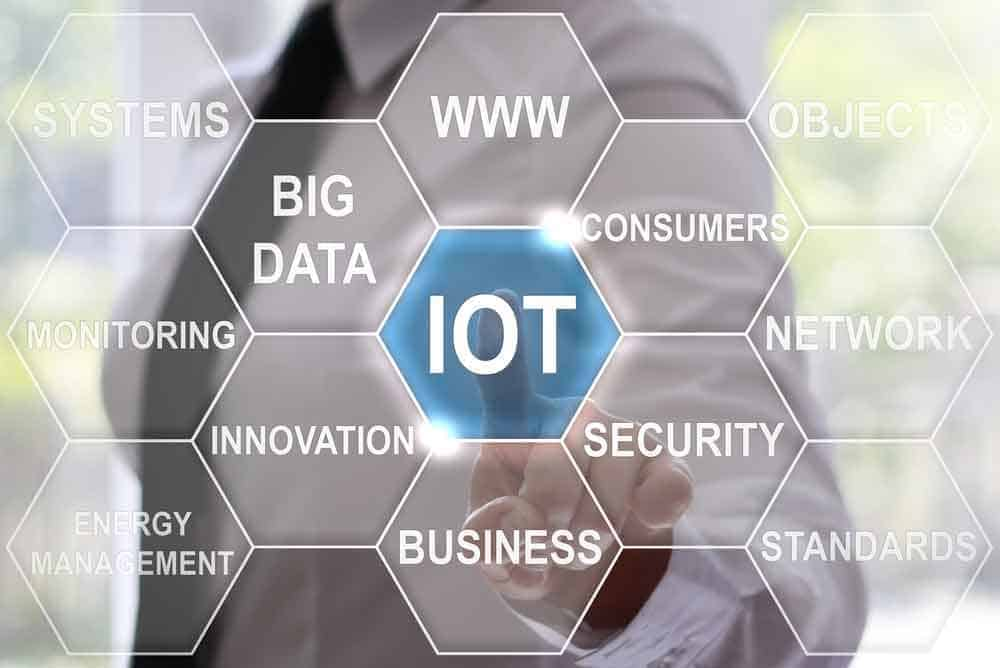 Factor-E and T.Con are aiming to provide mid-sized companies with IoT and Industrial Internet. [shutterstock: 469210883, Panchenko Vladimir]