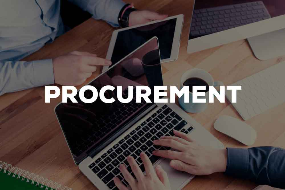 The Digital Transformation has made procurement more complex but provides great opportunities for companies. [hutterstock: 579046744, garagestock]