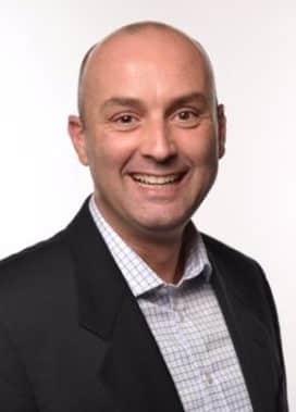 Garry Parnell, SAP Startup Focus