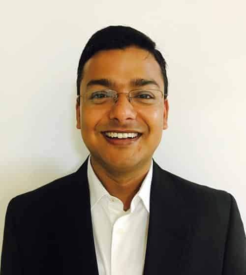 Nitish Agrawal, SAP Startup Focus