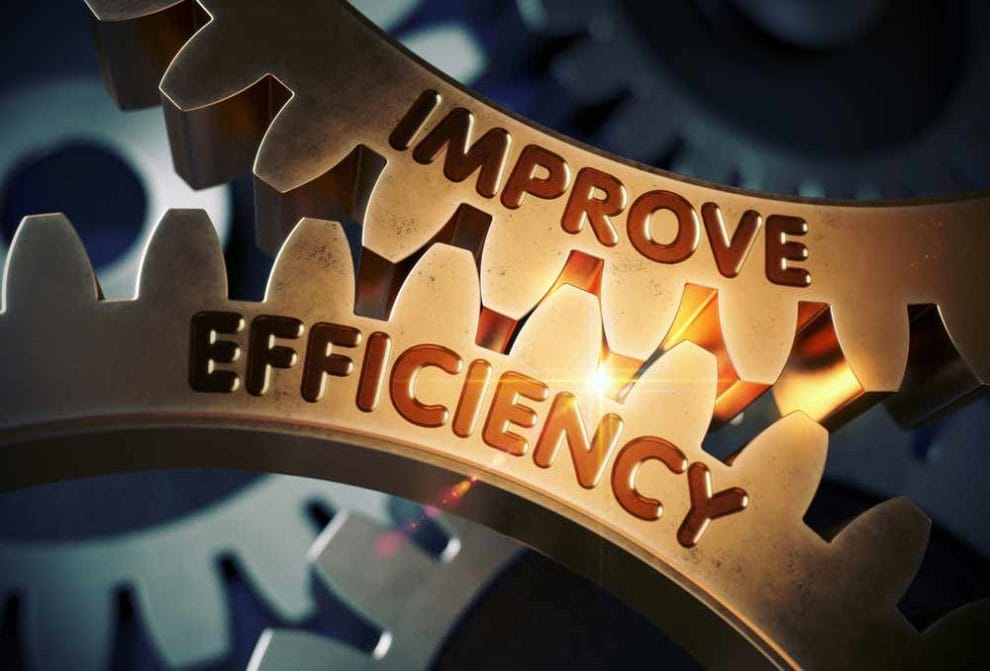 Hana isn't all about speed. Mathias Klare of Mayato demonstrates how the power of Hana can be used to increase efficiency in data modeling. [shutterstock: 604632686, Tashatuvango]