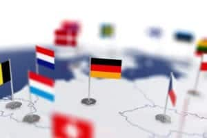 Everything you need to know about how Germany is handling the future with SAP Hana. [shutterstock: 507187489, dencg]