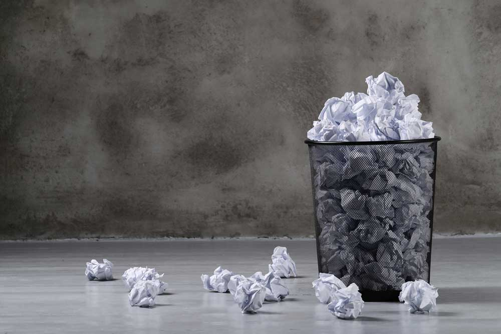 Removing the trash from your Master Data can be a real competitive advantage. [shutterstock: 559430509, Y Photo Studio]