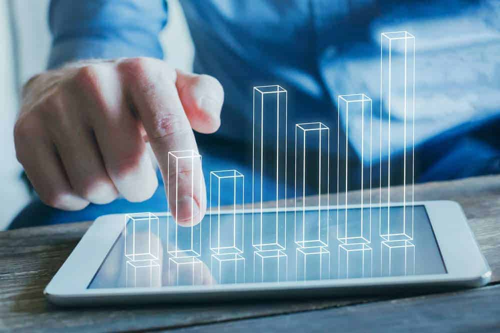 analytics Better business performanc eis just one of the benefits of adopting BI solutions. [shutterstock: 730273642, Ditty_about_Summer]