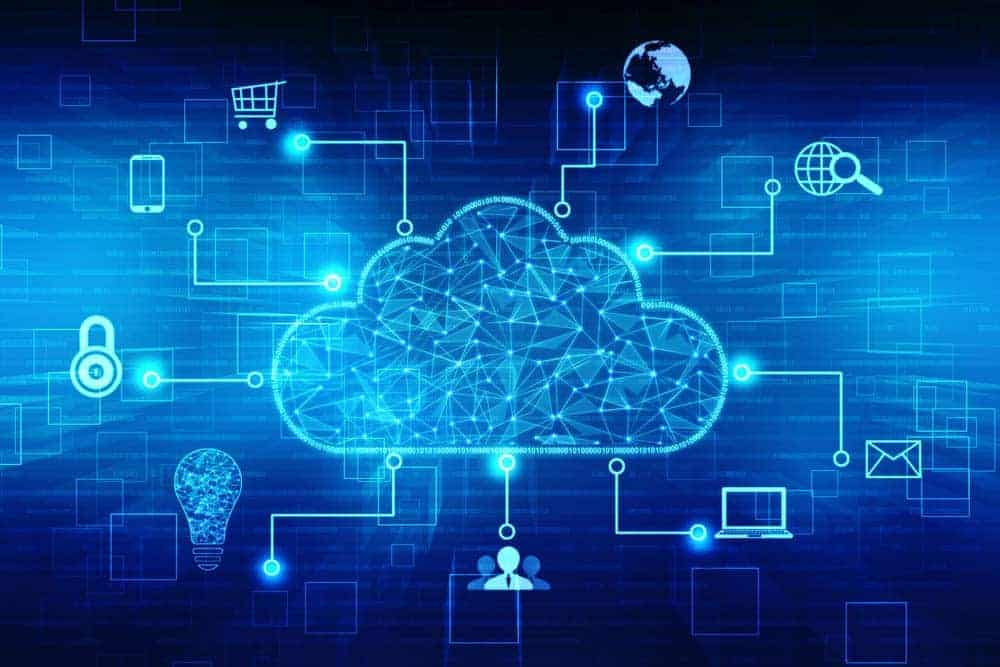 In comparison to traditional outsourcing, cloud offerings like Azure offer a great deal of advantages in costs and flexibility. [shutterstock: 611605280, Blackboard]