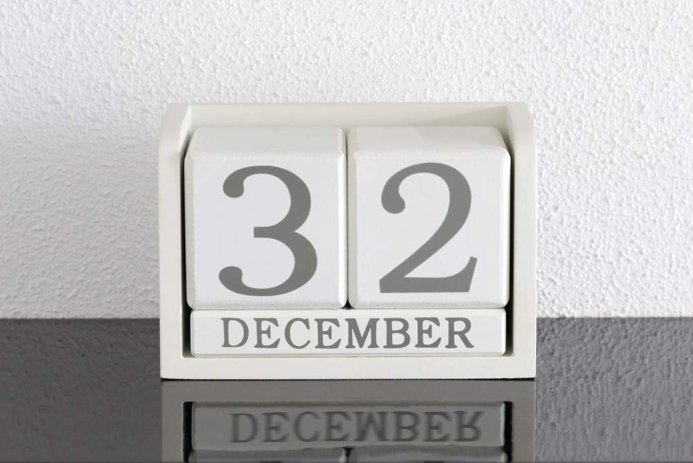 December 32nd is too late to reconsider the new licensing model. [shutterstock: 775399465, MyImages - Micha]