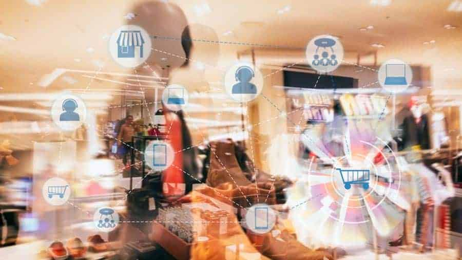 The majority of consumers is ready for a digital retail experience, a new customer study found. [shutterstock: 525896389, Montri Nipitvittaya]