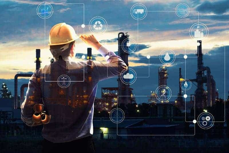 Accenture and SAP are expanding their collaboration to the oil and gas industry. [shutterstock: 778123057, Krunja]