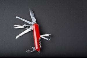 SAP's SolMan is comparable to a Swiss Army Knife. However, this universally usable IT tool might not be enough.[shutterstock: 712523383, Maxop-Plus]