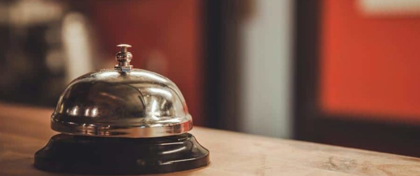 As easy as ringing a bell: Leonardo Functional Services simplify the integration of ERP systems with SAP Cloud. [shutterstock: 451156918, Maria Bocharova]