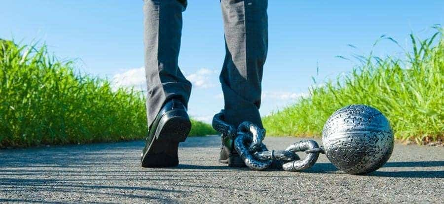 Human Constraint: Why We Get Stuck On The Path To Change