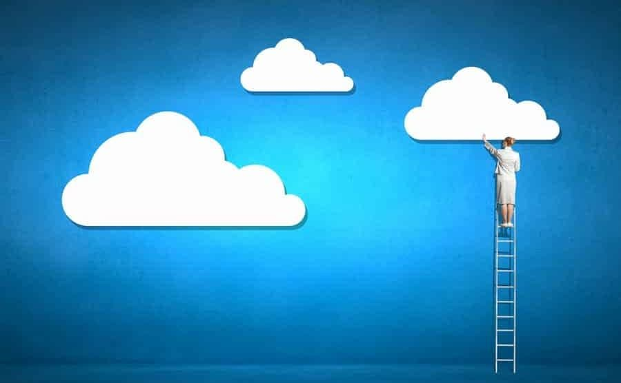 Without the right skills to run the cloud securely, the blessing of cloud computing can soon turn into a curse. [shutterstock: 302413403, Sergey Nivens]