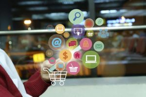 Cloud solutions in retail are convenient. But there is still a lot of room for improvement. [shutterstock: 436427842, zaozaa19]