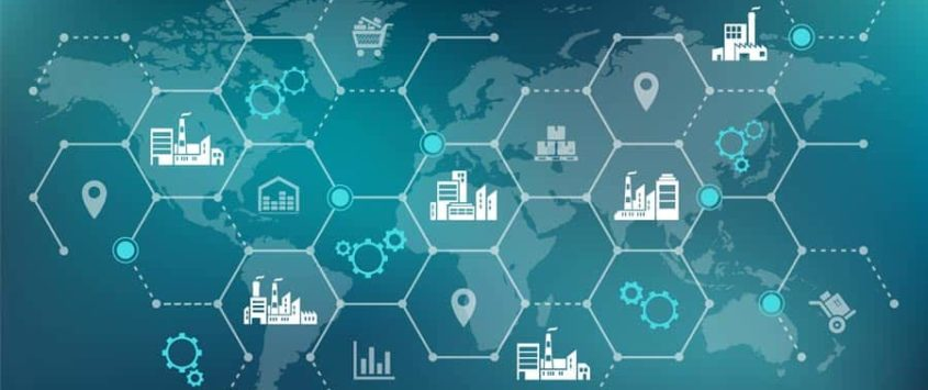 SAP launched a customer intiative focused on intelligent supply chains to transform logistics. [shutterstock: 1006106788, julia.m]