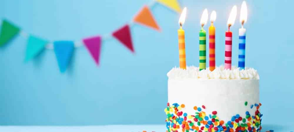 Happy Birthday SAP Linux Lab!