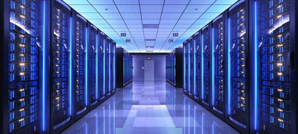 Persistent Memory In The Data Center