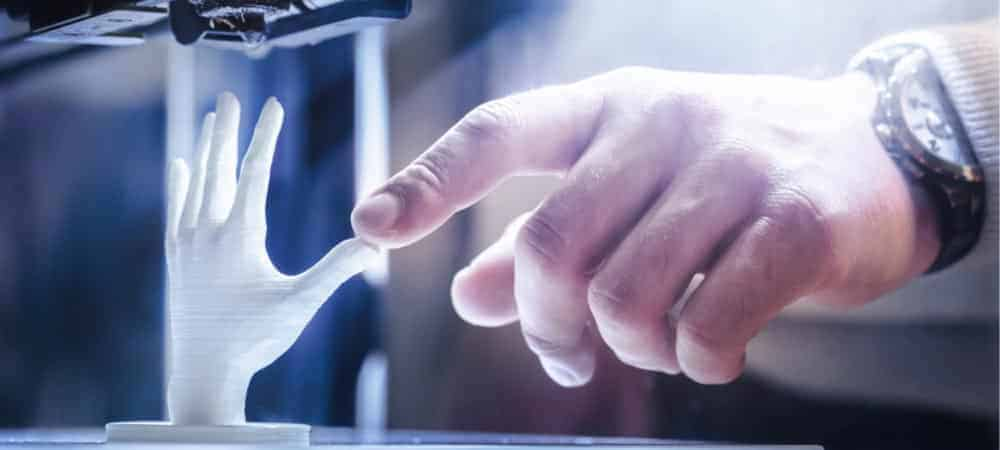3D Printing: The Future Of Manufacturing?