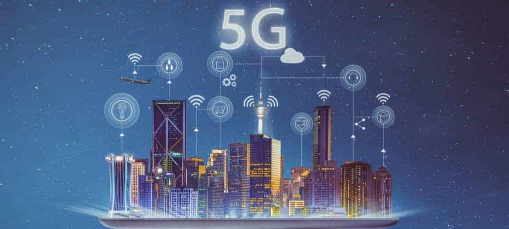 Fujitsu: Solution For 5G Transport Networks