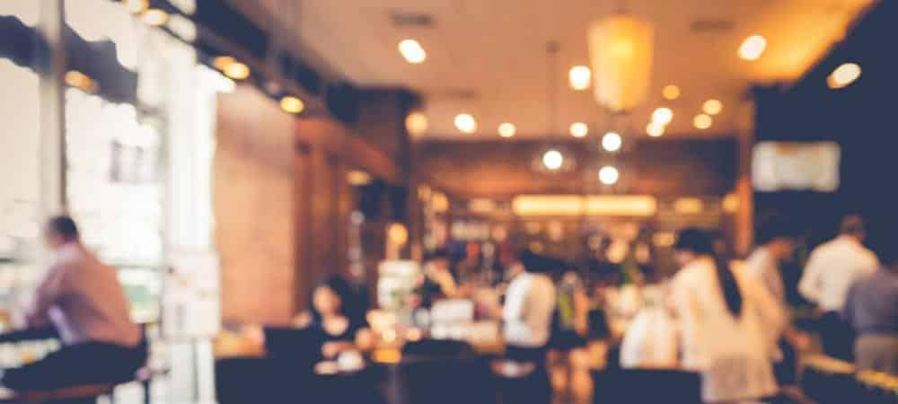 Restaurants Feel Unprepared For A Mobile Future