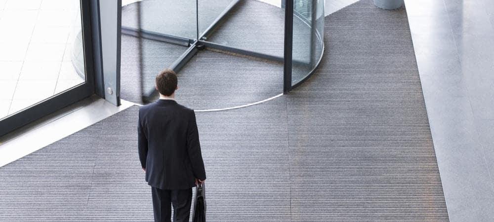 Robert Enslin Leaves SAP