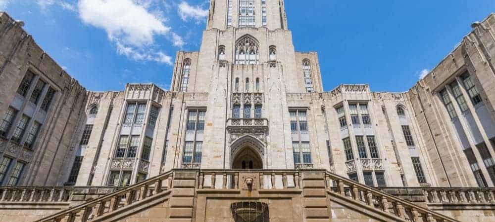 University of Pittsburgh Selects Oracle ERP Cloud