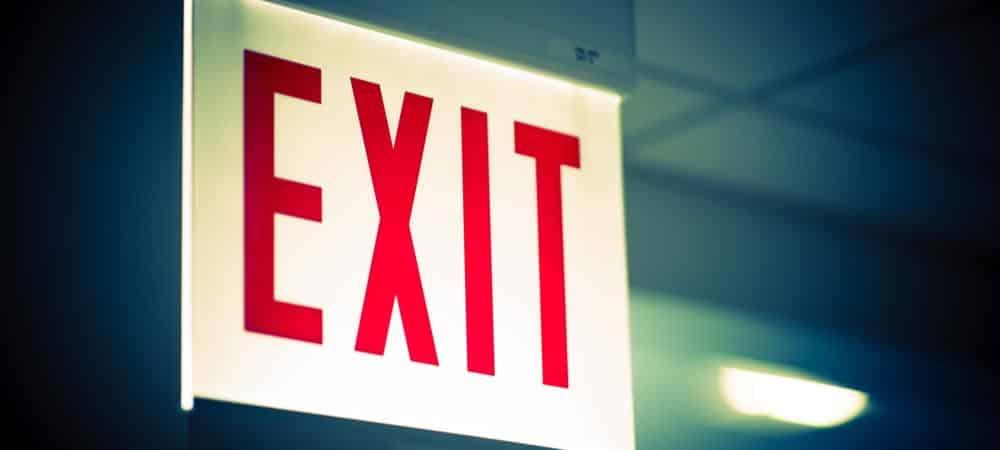 Cloud Exit Strategies For SAP Customers