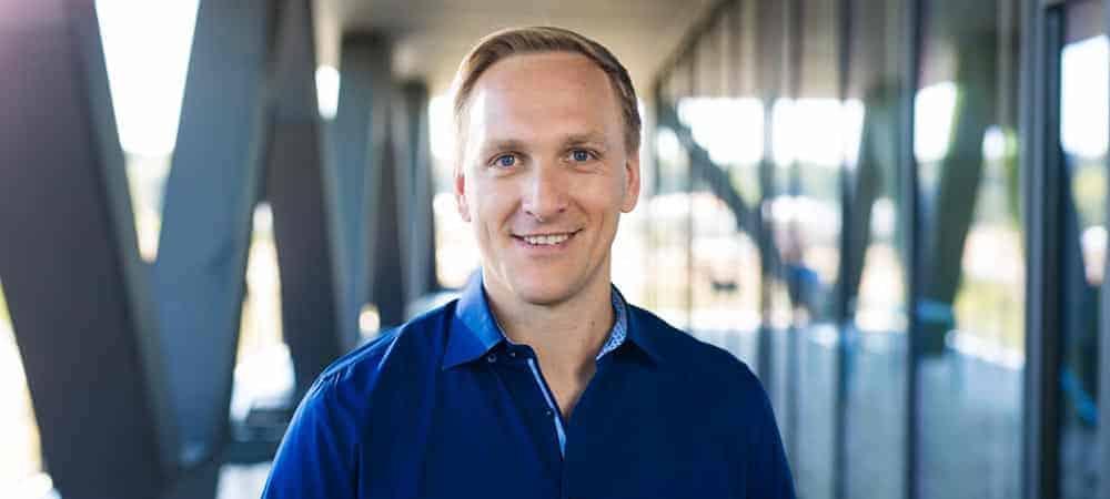SAP TechEd 2019 Juergen Mueller // © SAP