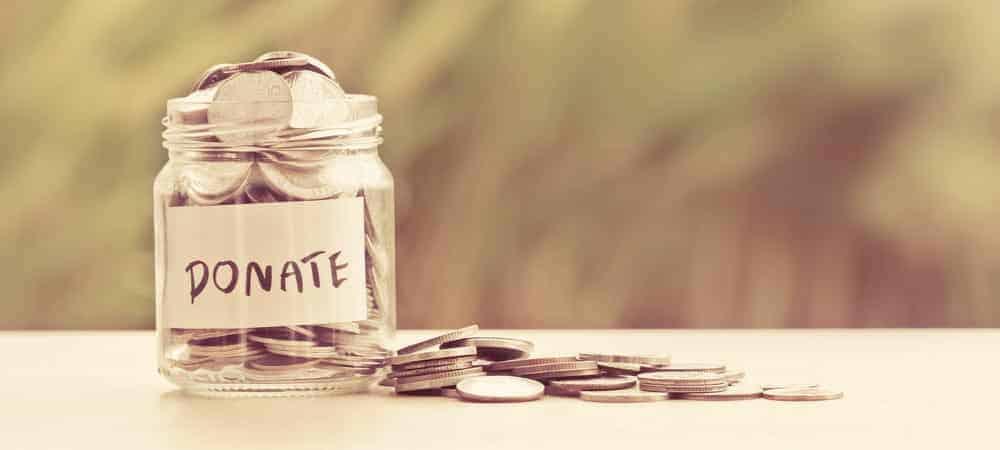 Nonprofits Struggle To Measure Donation Outcomes
