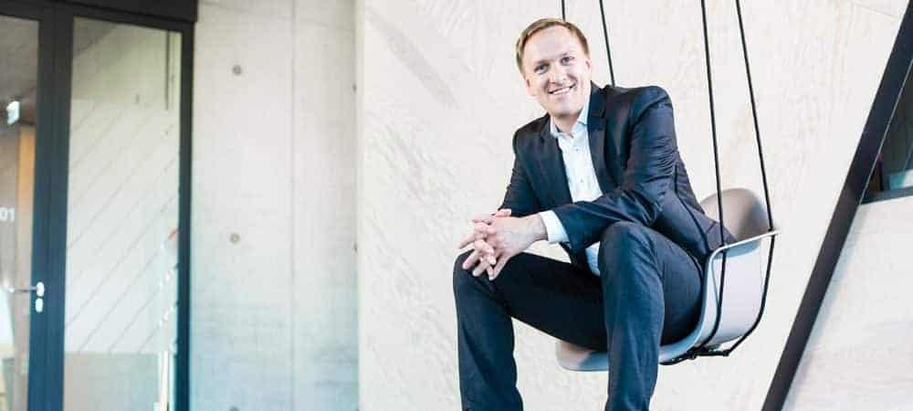 Hana Cloud business technology platform TechEd Juergen Mueller // © SAP