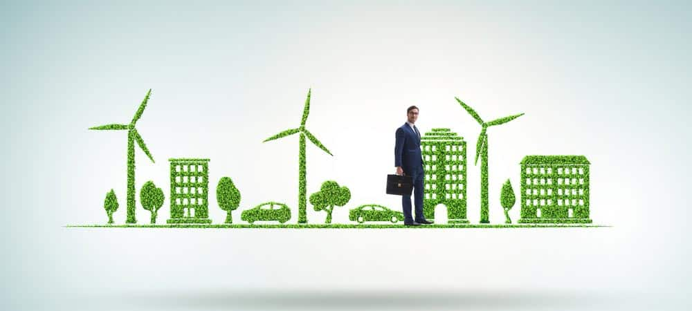 Microsoft And Engie Announce Renewable Initiatives