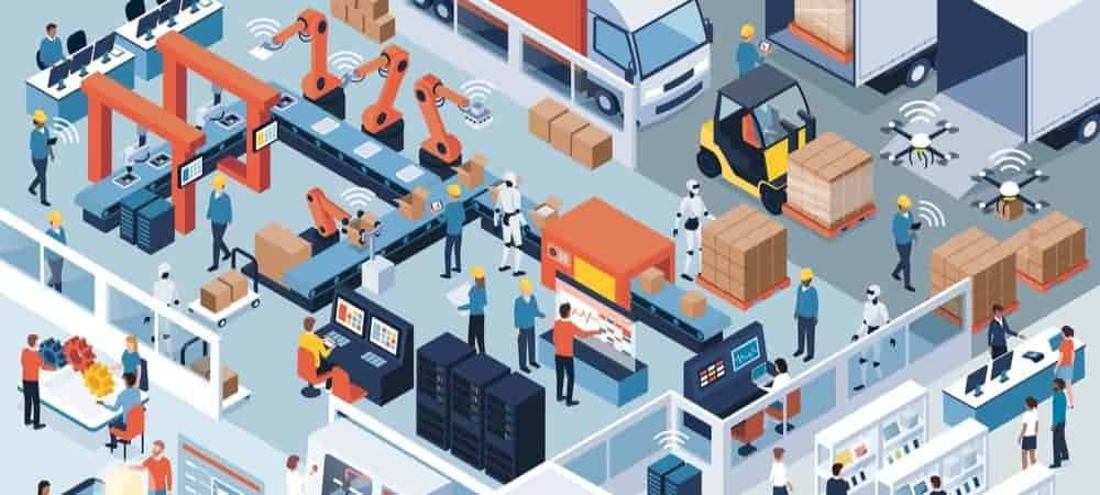 Smart Factory In Europe: 2019 And Beyond