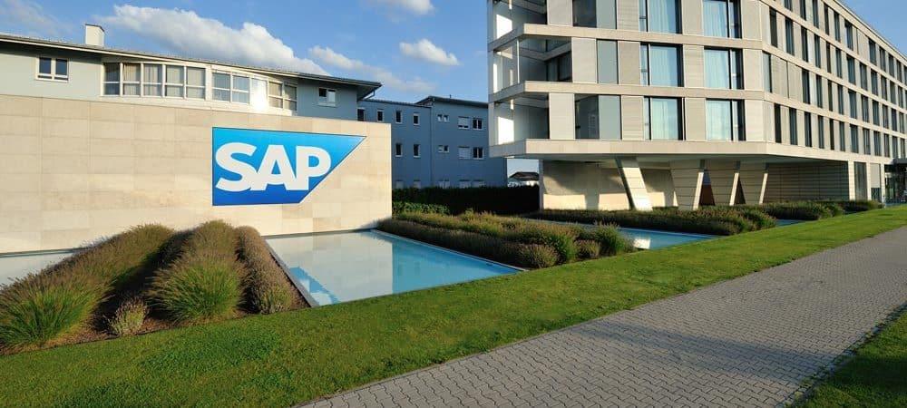 SAP Capital Markets Day Jennifer Morgan Christian Klein © SAP