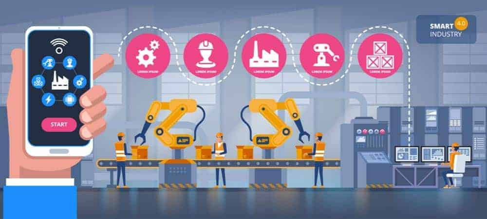Smart Factories Set To Boost Global Economy By 2023