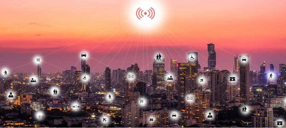 Oracle Highlights Cloud And IoT As The Driver Of Smart City Innovation