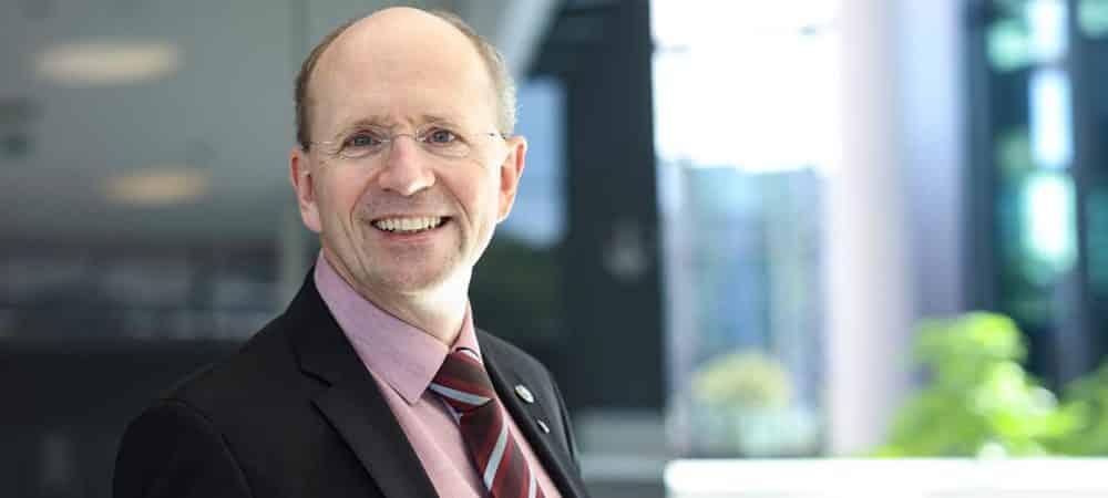 Marco Lenck, Chairman of the Board, DSAG // © DSAG