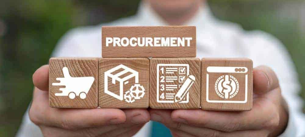 procurement digital transformation [shutterstock: 1505234981, Panchenko Vladimir]