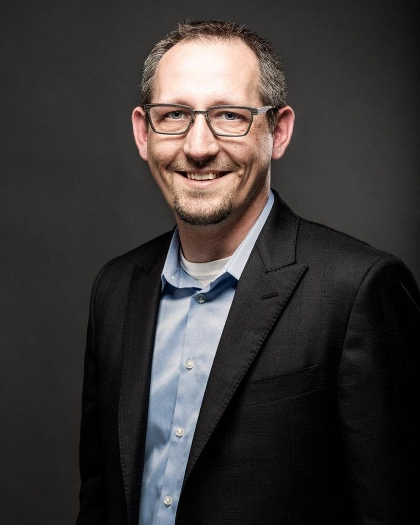 Chip Childers, former CTO, is now Executive Director of the Cloud Foundry Foundation. // © Cloud Foundry Foundation