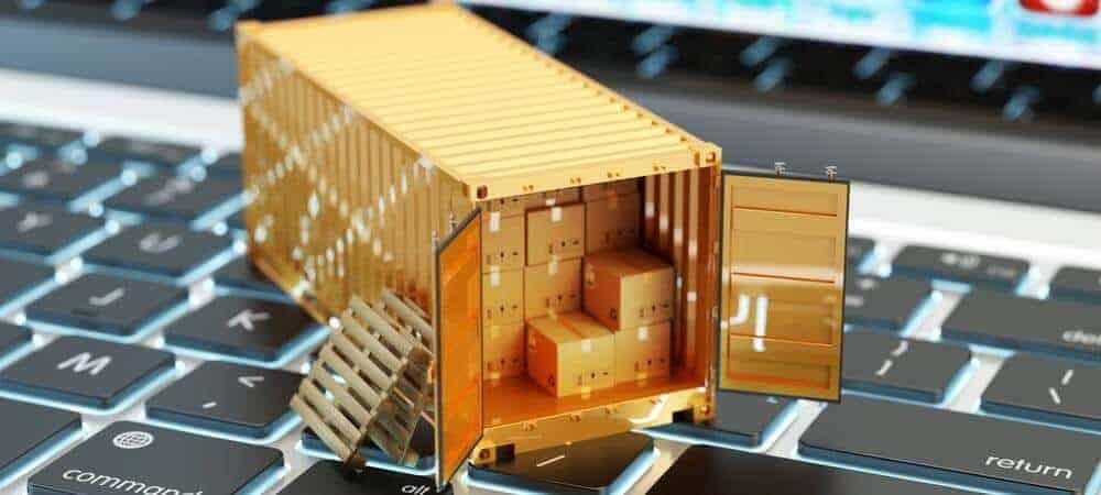SAP Software Development Containers [shutterstock: 348701834, cybrain]