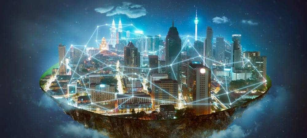 smart cities sustainable capgemini [shutterstock: 1021433272, jamesteohart]