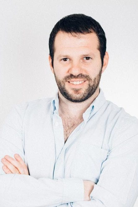 Tal Daskal, CEO and co-founder of EasySend.