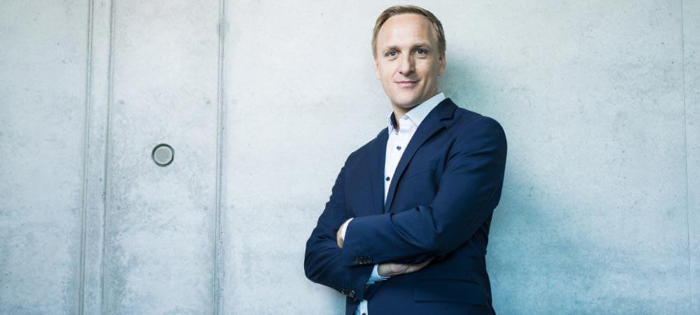 SAP CTO Jürgen Müller © SAP