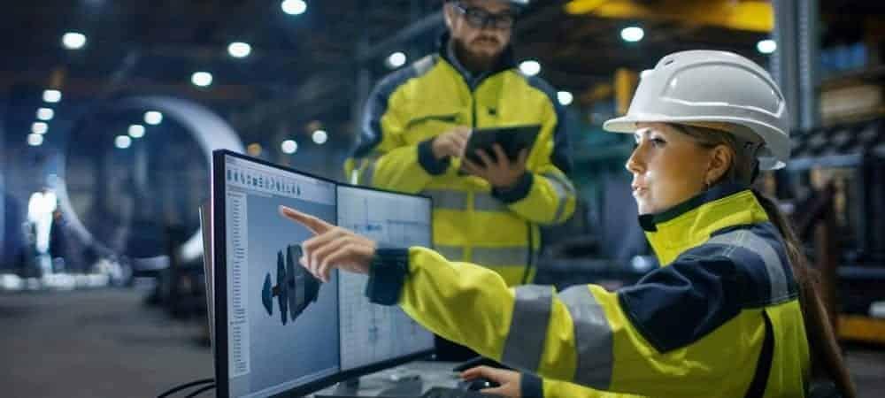 Forcam Manufacturing Microsoft [shutterstock: 761907082, Gorodenkoff]