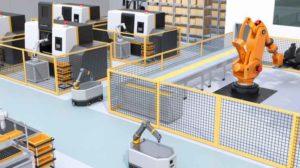 fetch robotics warehouse autonomous robots [shutterstock: 1519822025, Chesky]